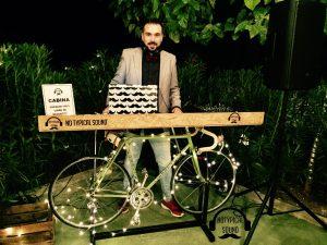 Set DJ Bicicleta No Typical Sound